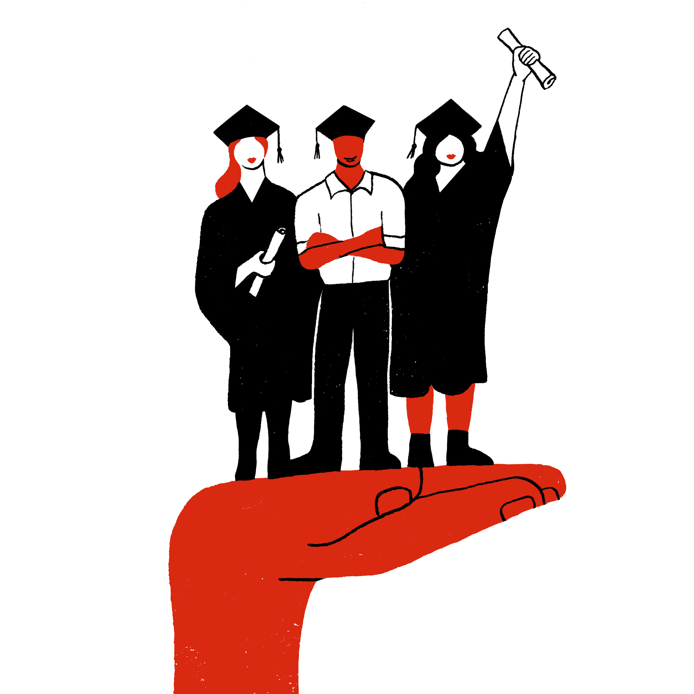 Los Graduados/The Graduates   (2013)