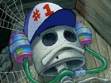 (Photo credits to the show Spongebob Squarepants) SmittyWerbenjagermanjensen: he was #1
