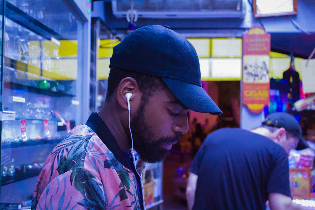 Schama Noel/Rap Like Q+A
