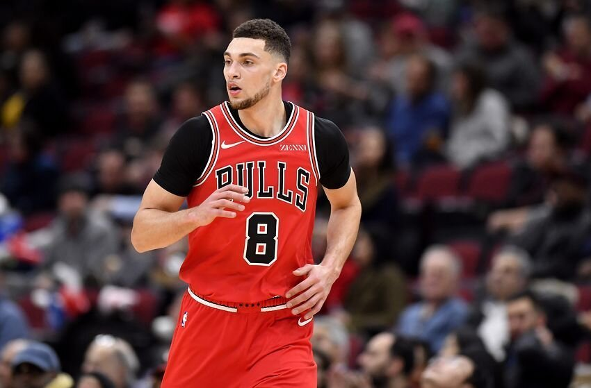 Can Zach Lavine turn the corner in Chicago?