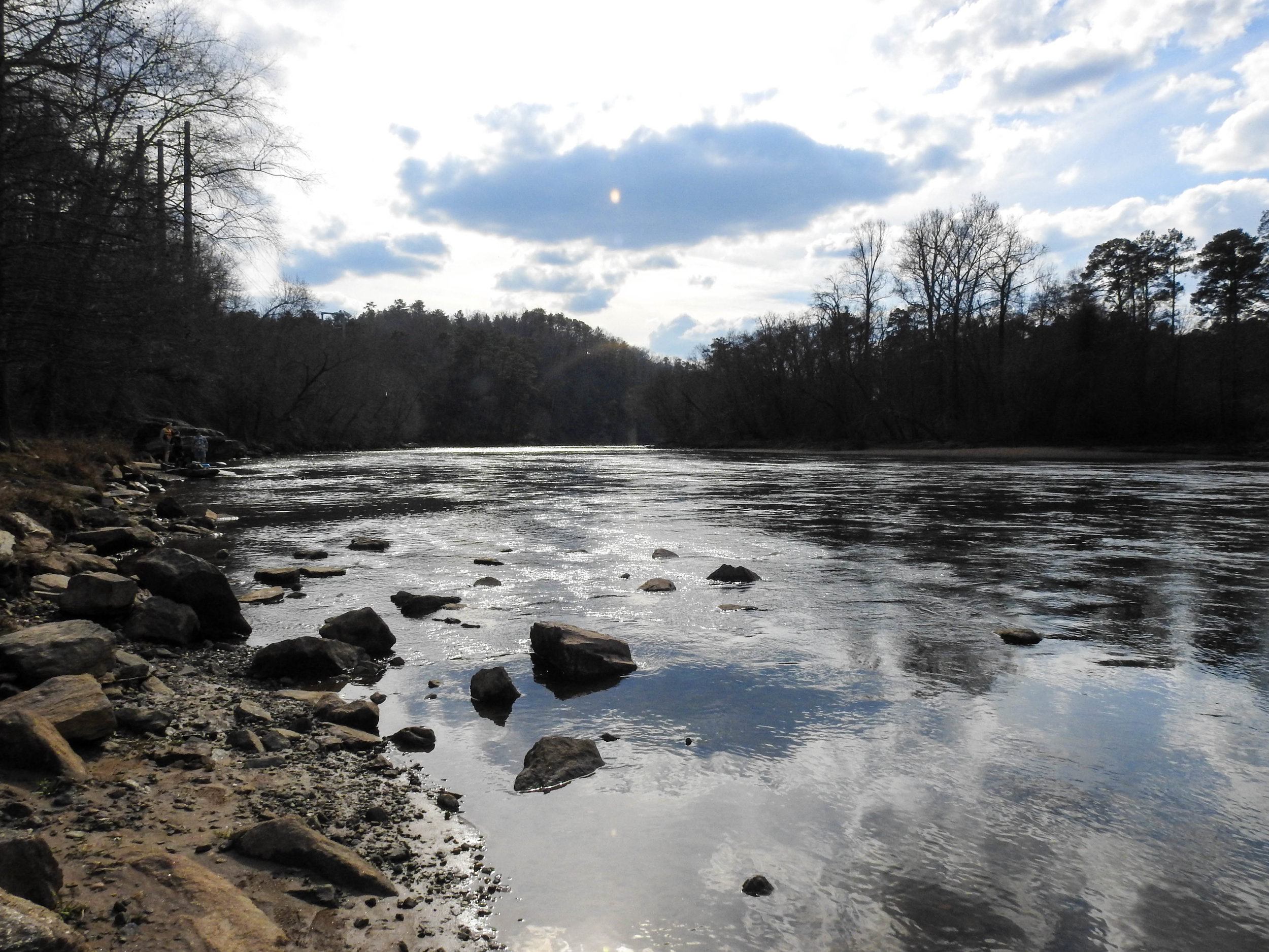 River Park, January 15, 2017