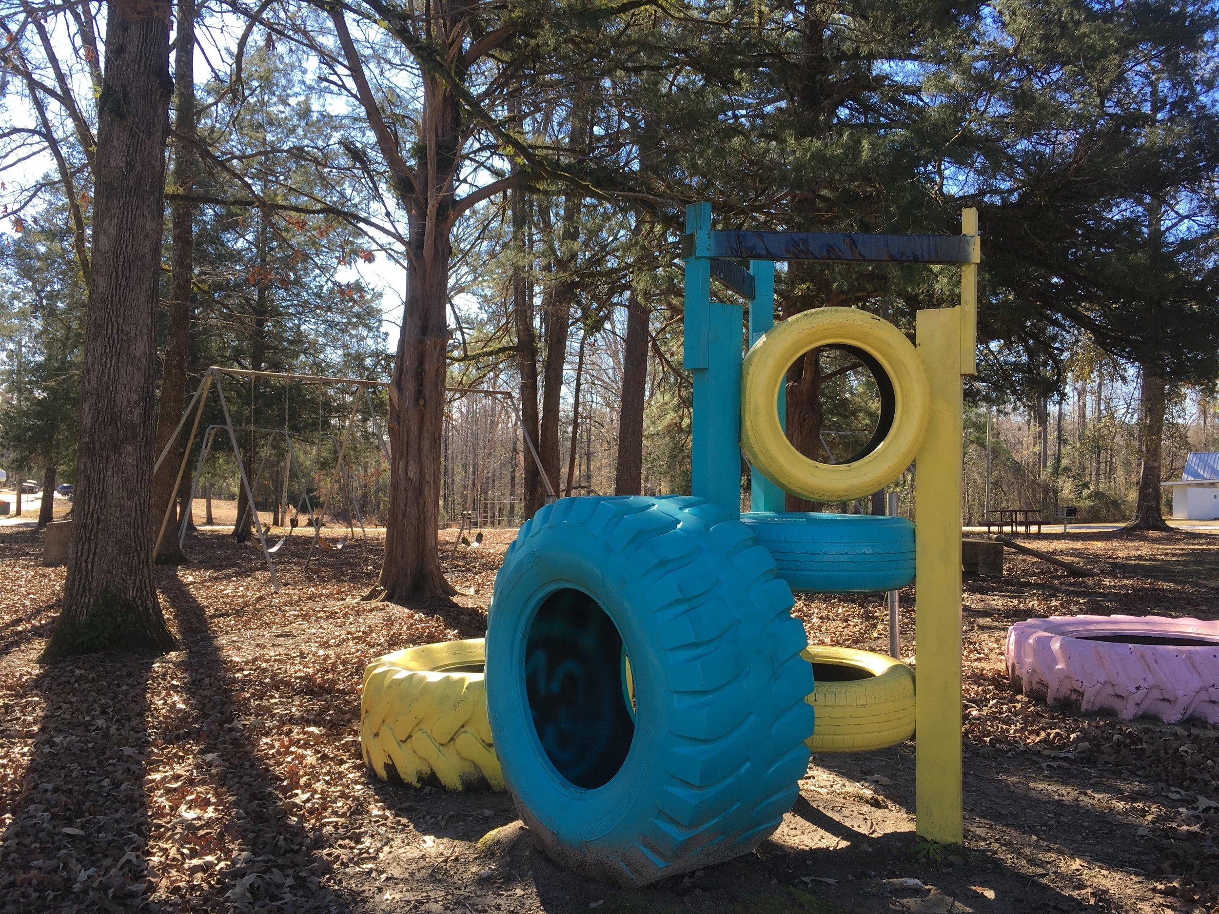 Playground, December 24, 2018