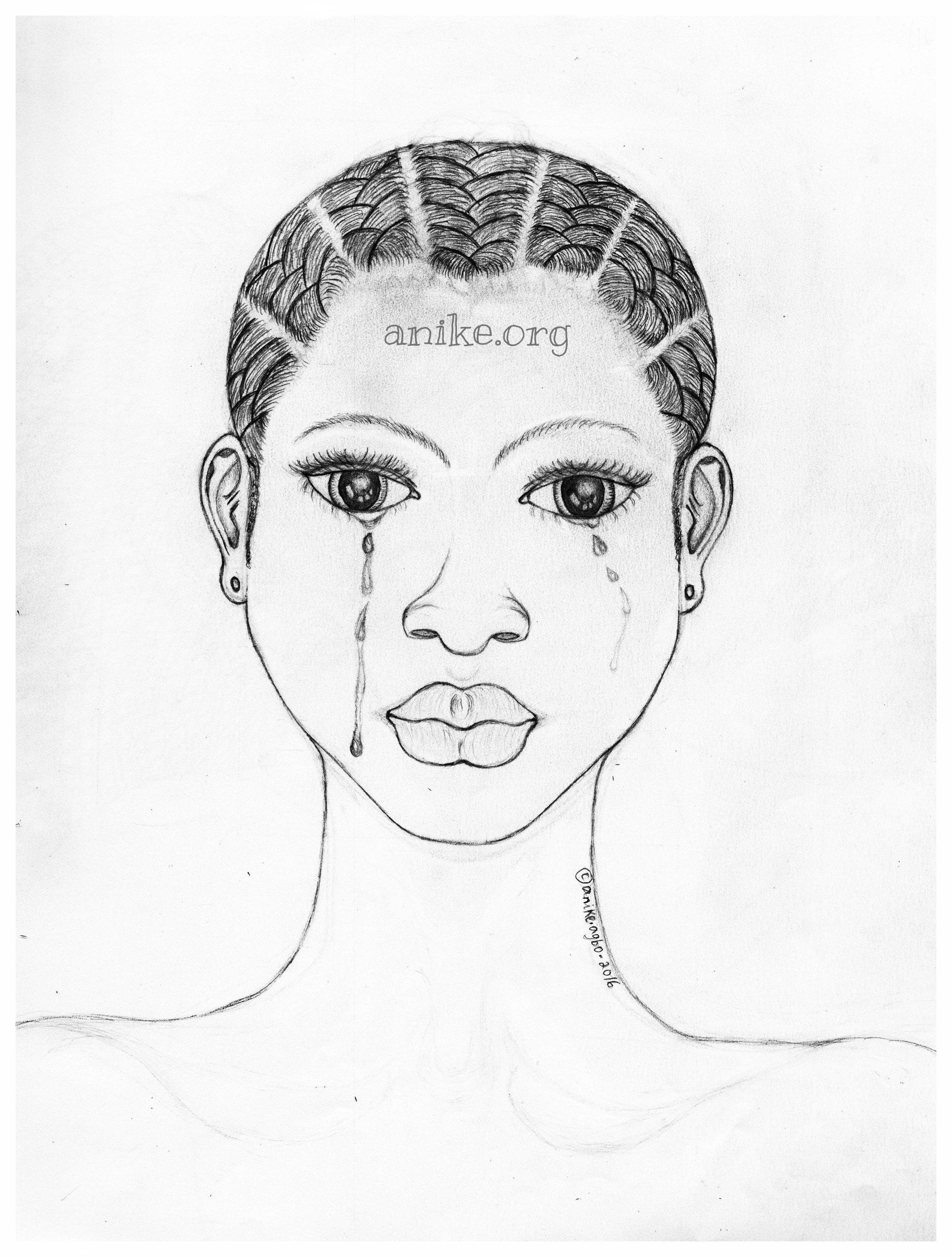 Ekúndayò : Transformative Tears