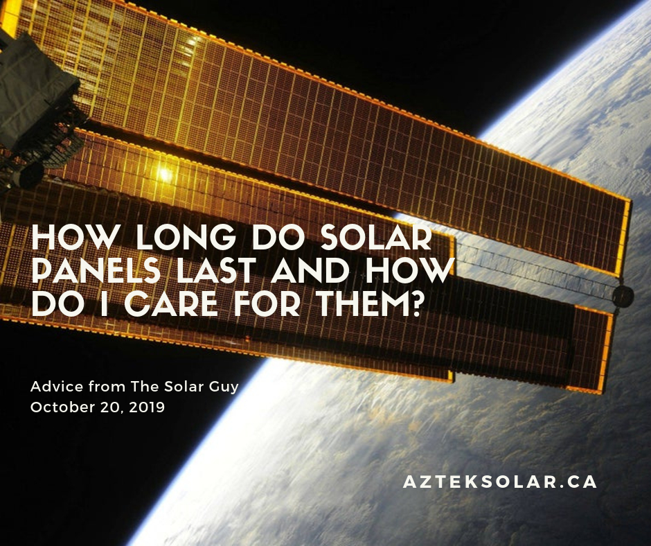 How Long Solar Panels Last And What Can Be Done To Take