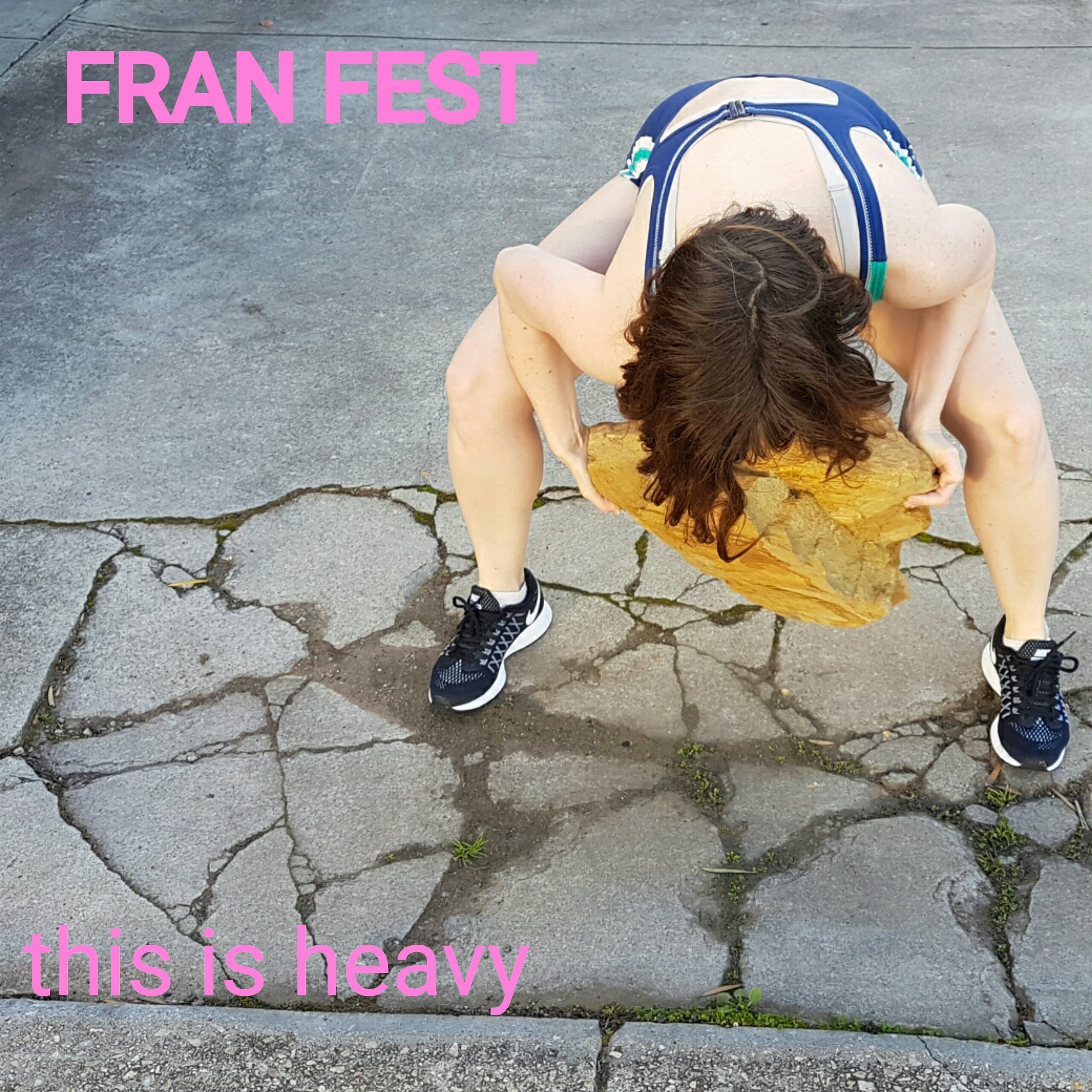 FRAN Fest Poster by Alison Currie