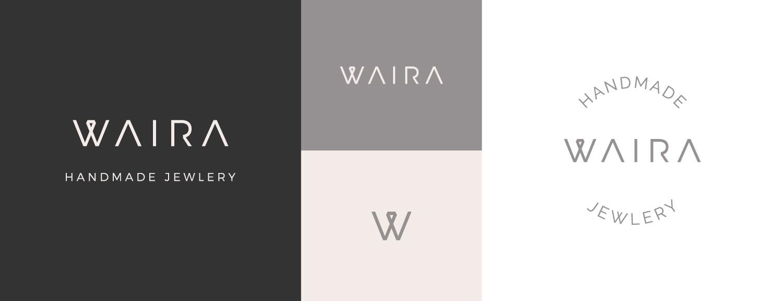 Identidad de Waira - logotipo