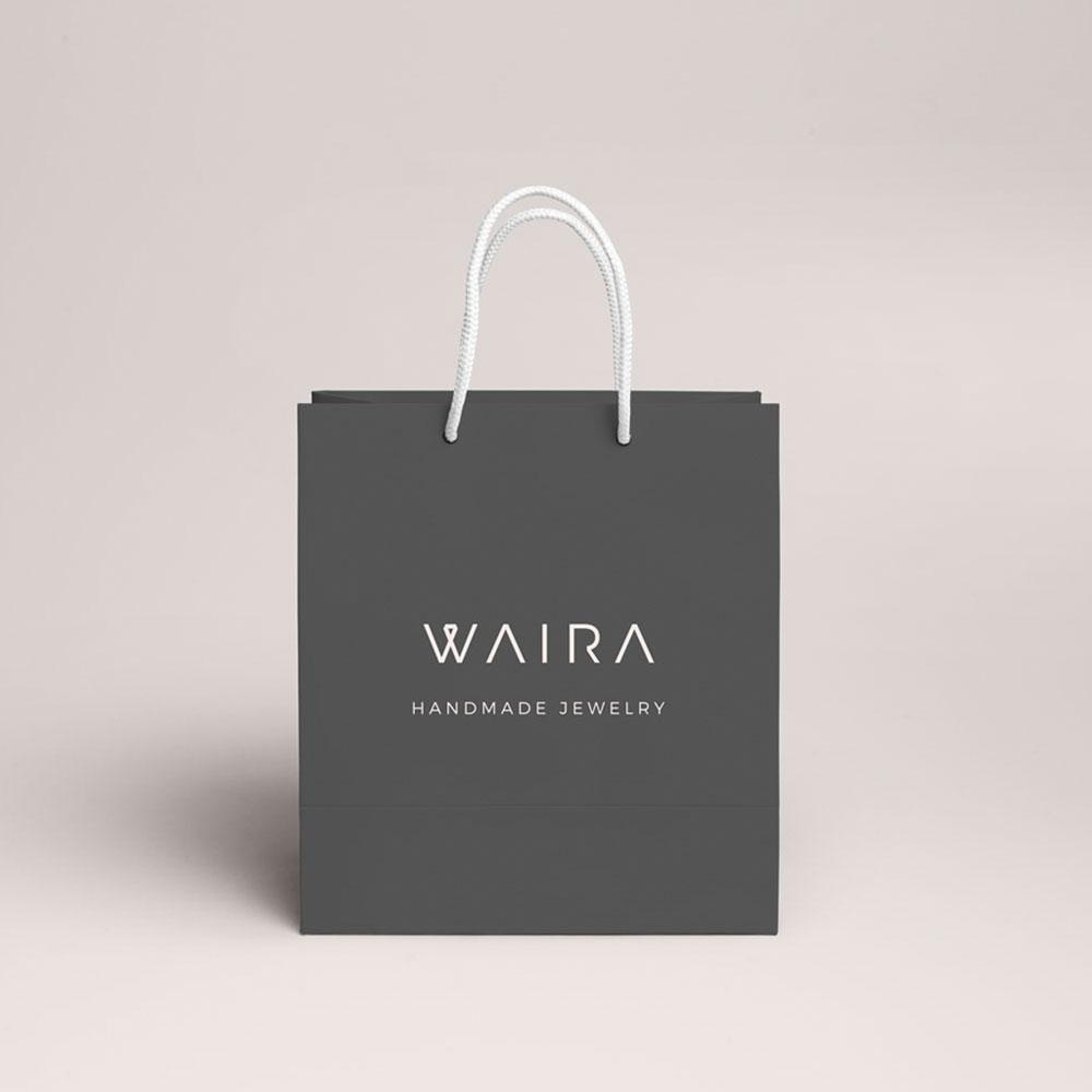 Identidad Waira - bolsa