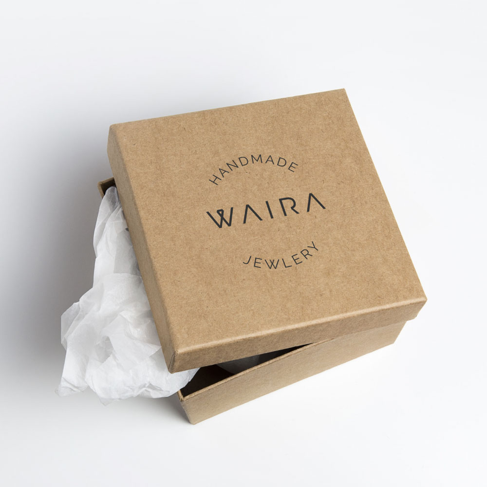 Identidad Waira - empaque