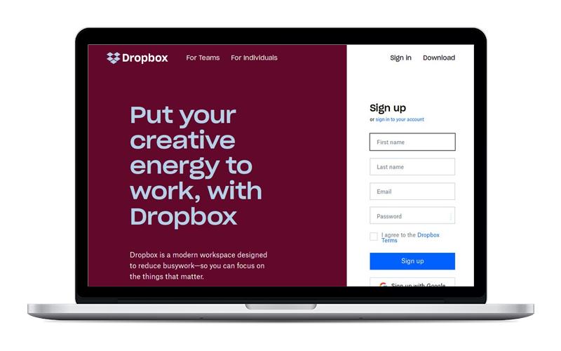 Dropbox - Organización de archivos en la nube.Tienen una versión gratuita que para mí es insuficiente, utilizo una versión que cuesta $99 al año. Recibe 500mb adicionales al registrarte con mi link.