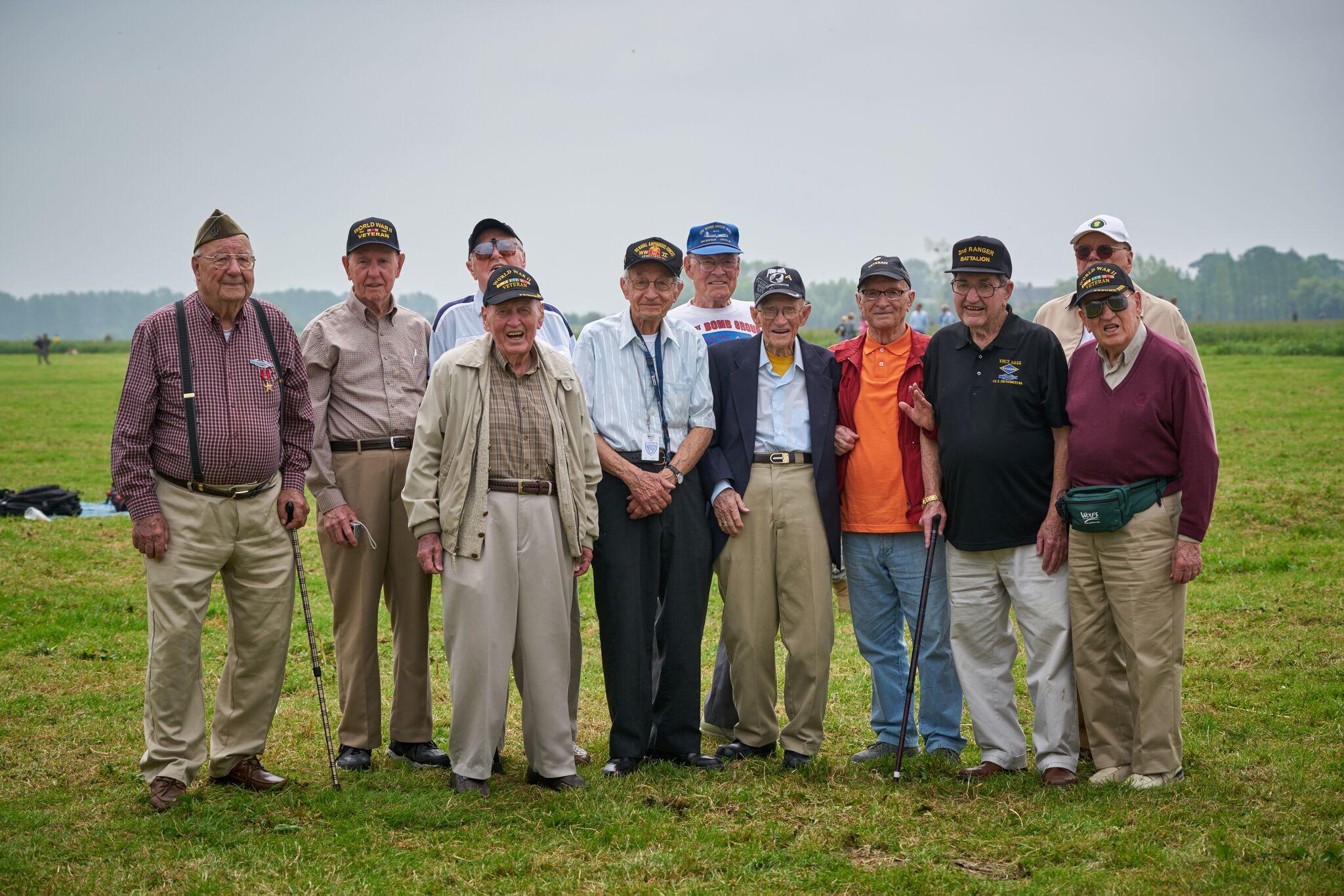 WWII Normandy Veterans .jpg