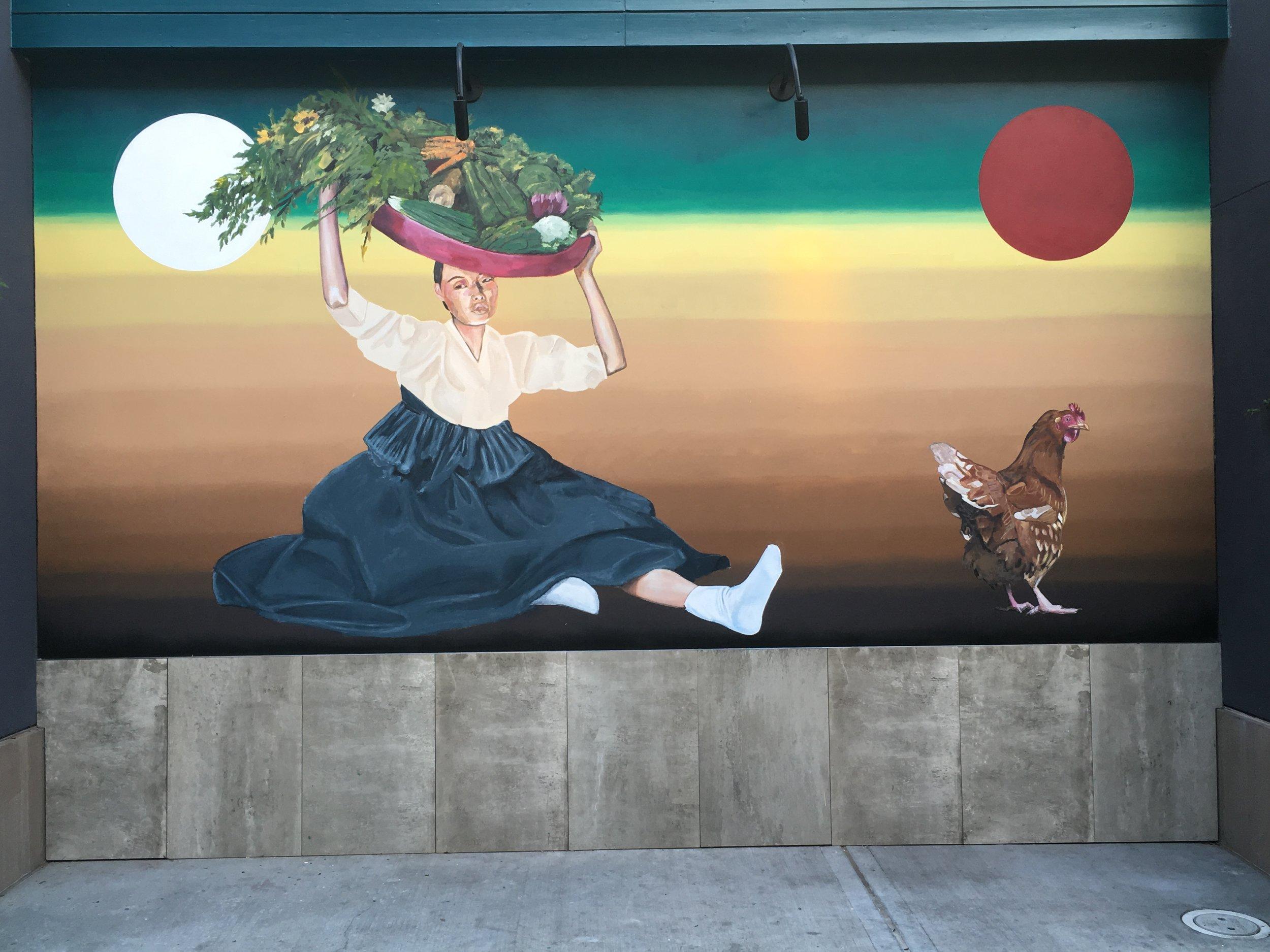 Bowld,  2016  Alameda, California