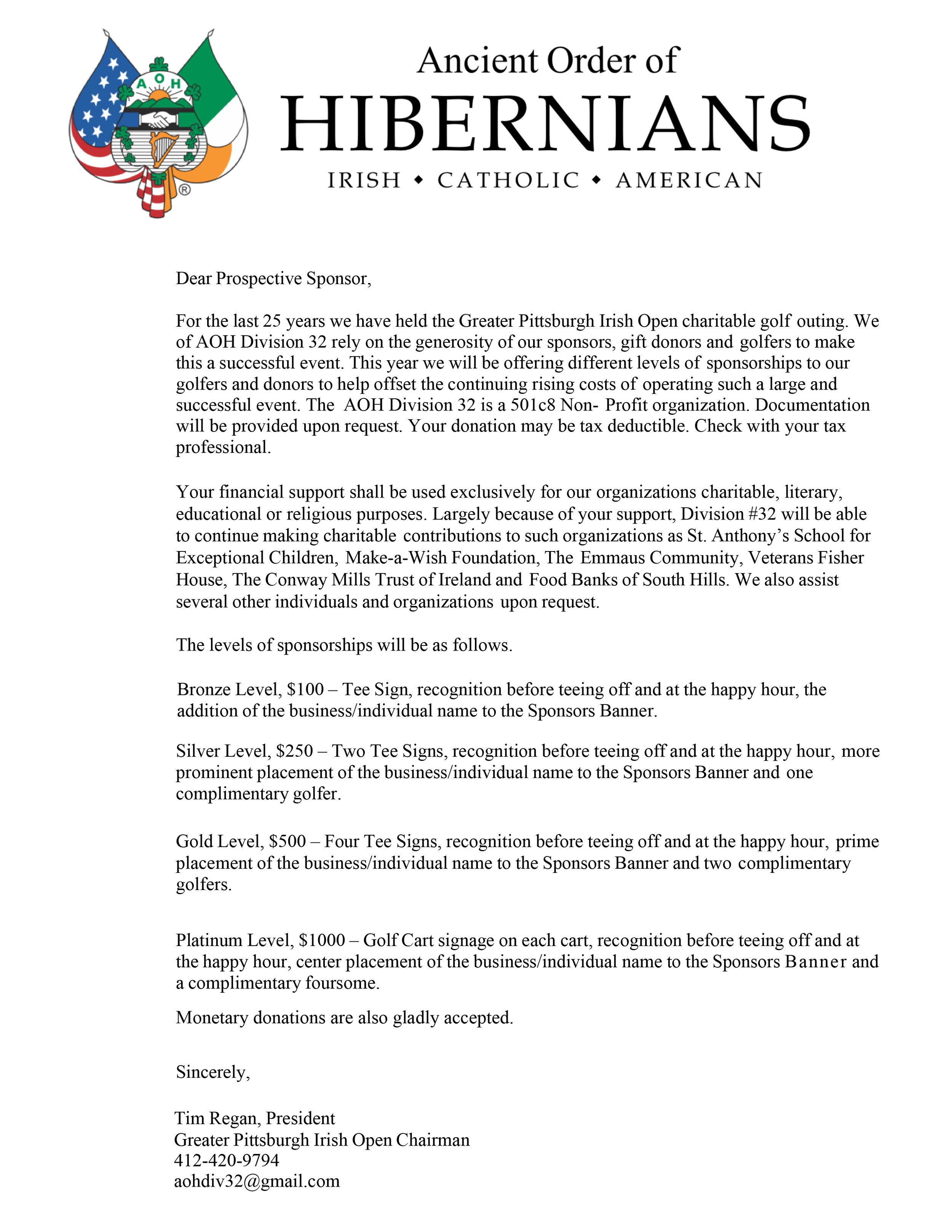 2019 HH Sponsor Letter.jpg