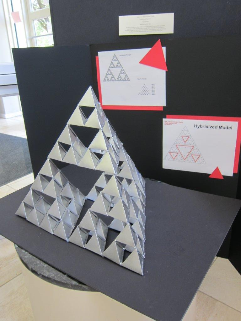 Sierpinski's tetrahedron