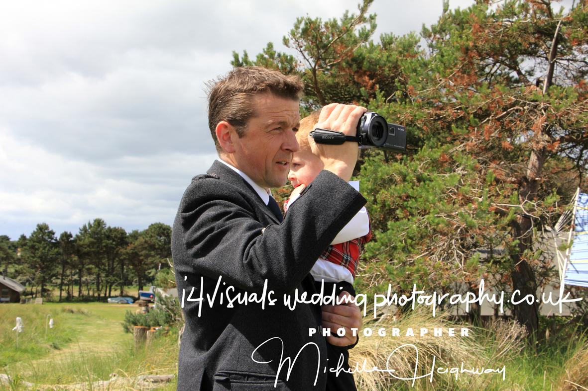 "Wedding Photographer - edinburgh  - Wedding ""Glamping it"" at Harvest Moon Holidays,"