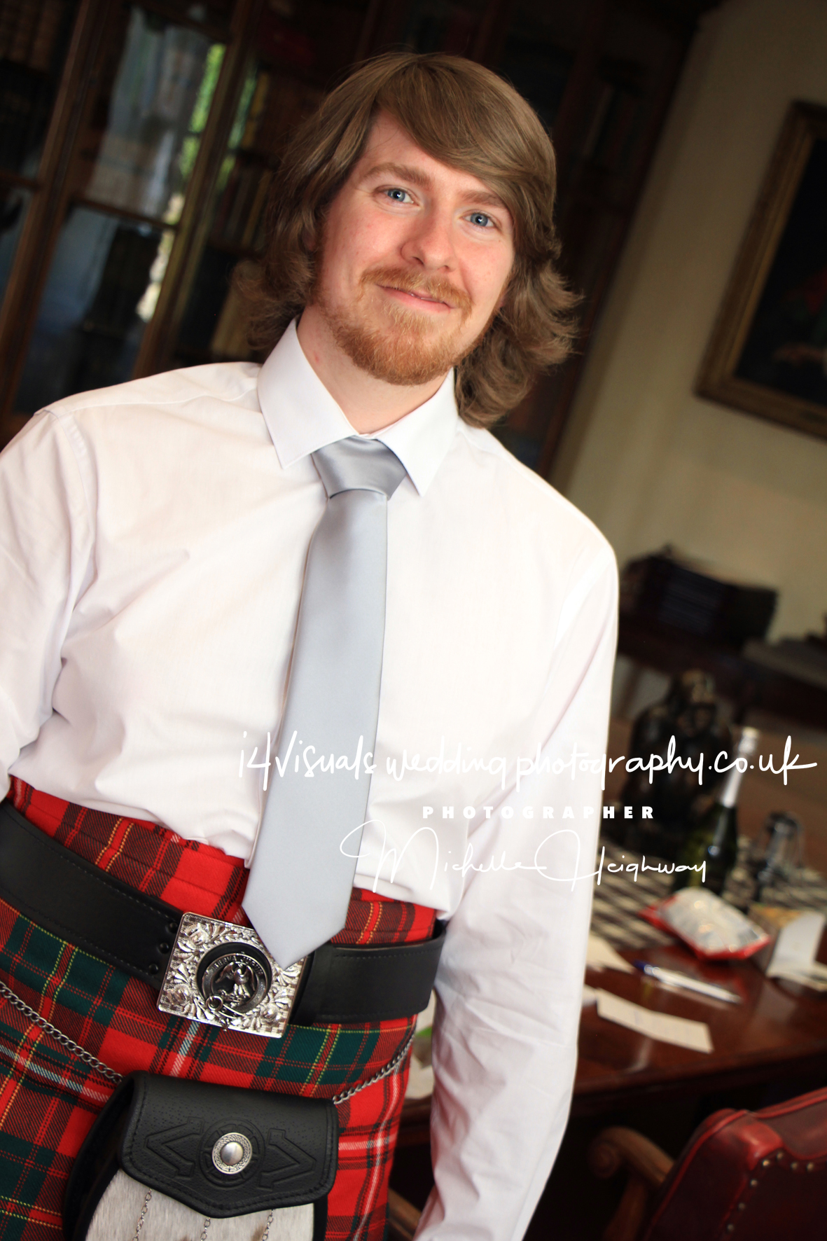 Wedding Photographer, Edinburgh