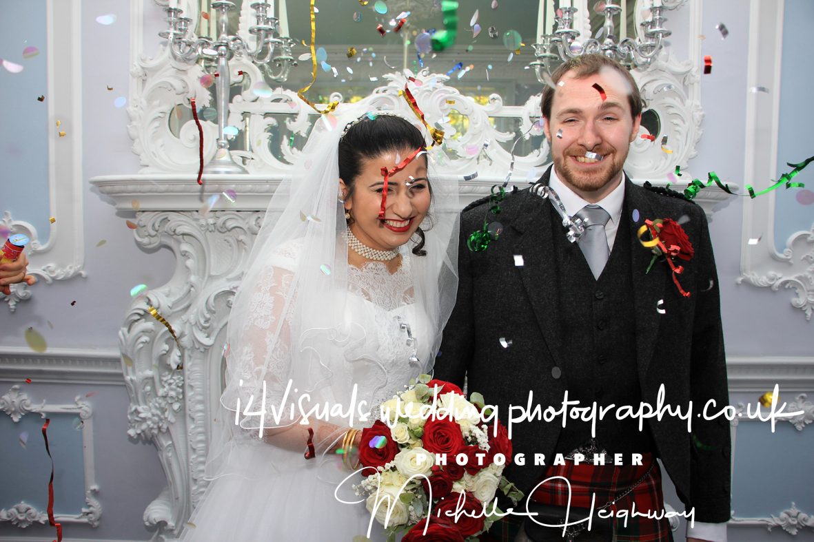 Wedding Photographer, Edinburgh Zoo