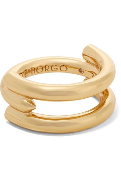 Eddie Borgo gold ring