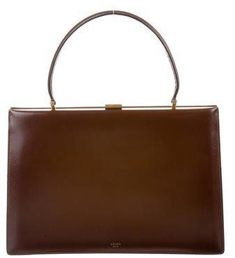 leather bag - Céline / for less