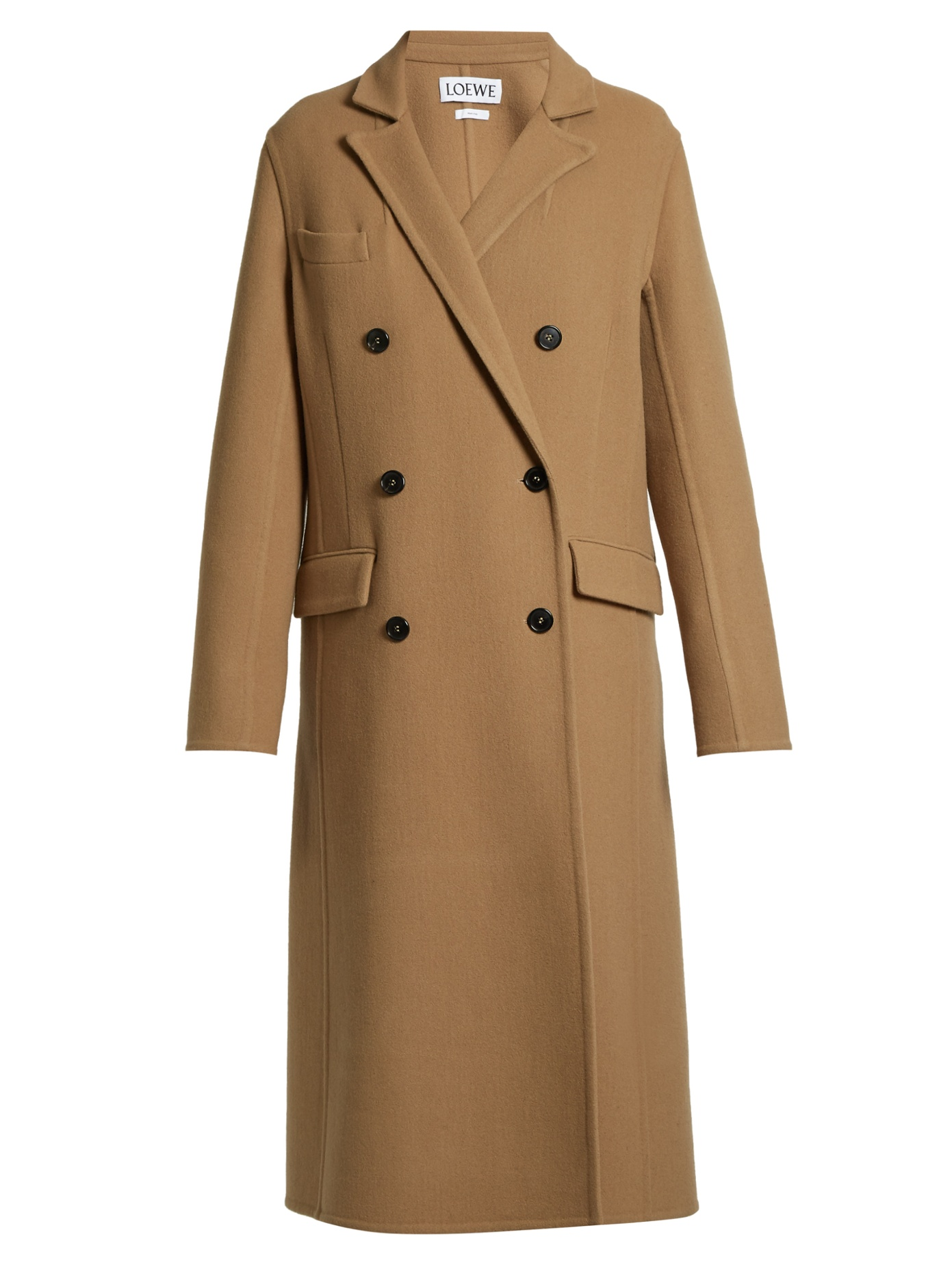 Loewe - My search for the perfect camel coat is officially over