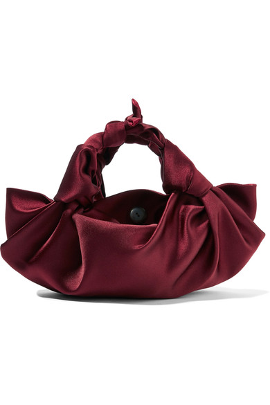 The Row - The little silk bag that goes with everything