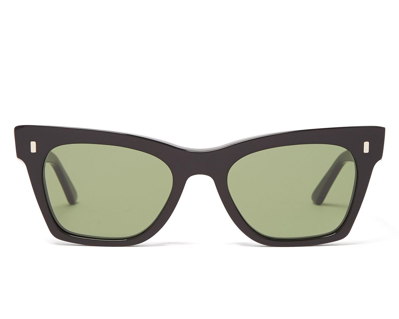 CÉLINE - it's the last chance to stock up on old Céline eyewear, and this pair of face-framing cat-eye shades are at the top of my list.