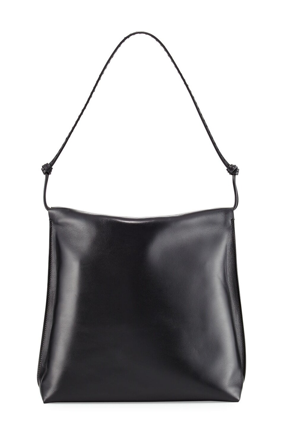 leather Shoulder bag - by The Row