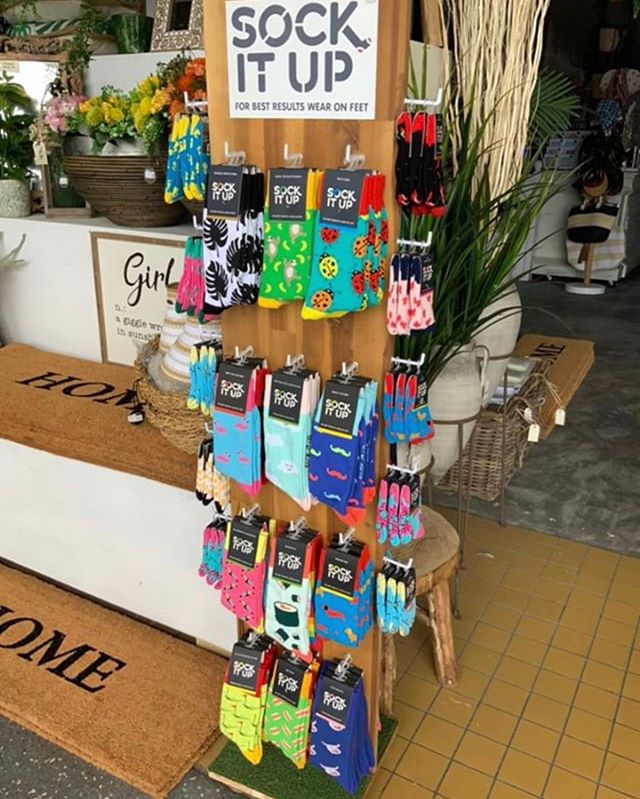 Don't have much space in your store? Try our sock stands! They can hold adults and kids! 👍 📸 @mollyandrose_redcliffe  #sockitupau #socksfetish #sockoftheday #sockstand #australianretailer #sockcess #socks #mumsofinstagram #kids #kidssocks #adultsocks #adultsociety #colours #fashion #fashionlover #style