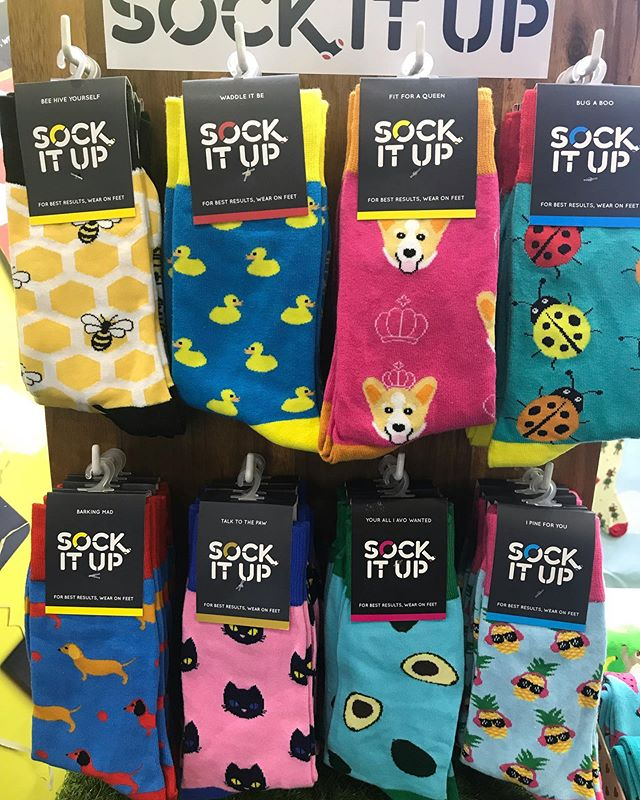 Fathers Day is fast approaching. Have you ordered your socks?  #sockitupau #socks #sockcess #reedgiftfairs #reedgiftfairsmelbourne2019 #fathersday #daddydomlittlegirl #giftideas #giftforhim