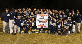 2012 Football State Champions
