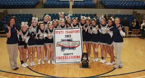 2012 Cheerleading State Champions