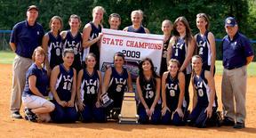 2009 Softball State Champions