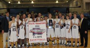 2011 Basketball State Champions