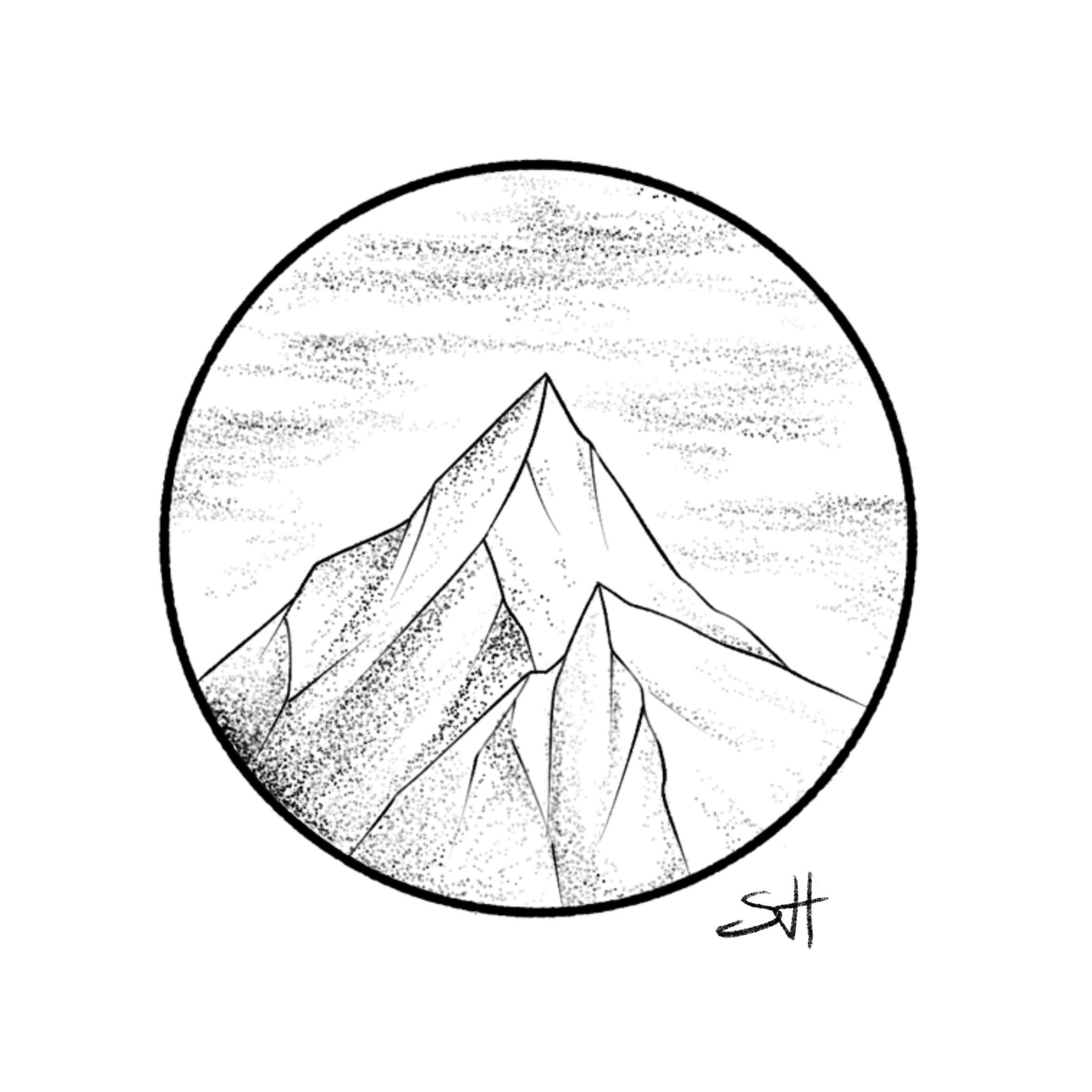 Circle Mountain ver. 01