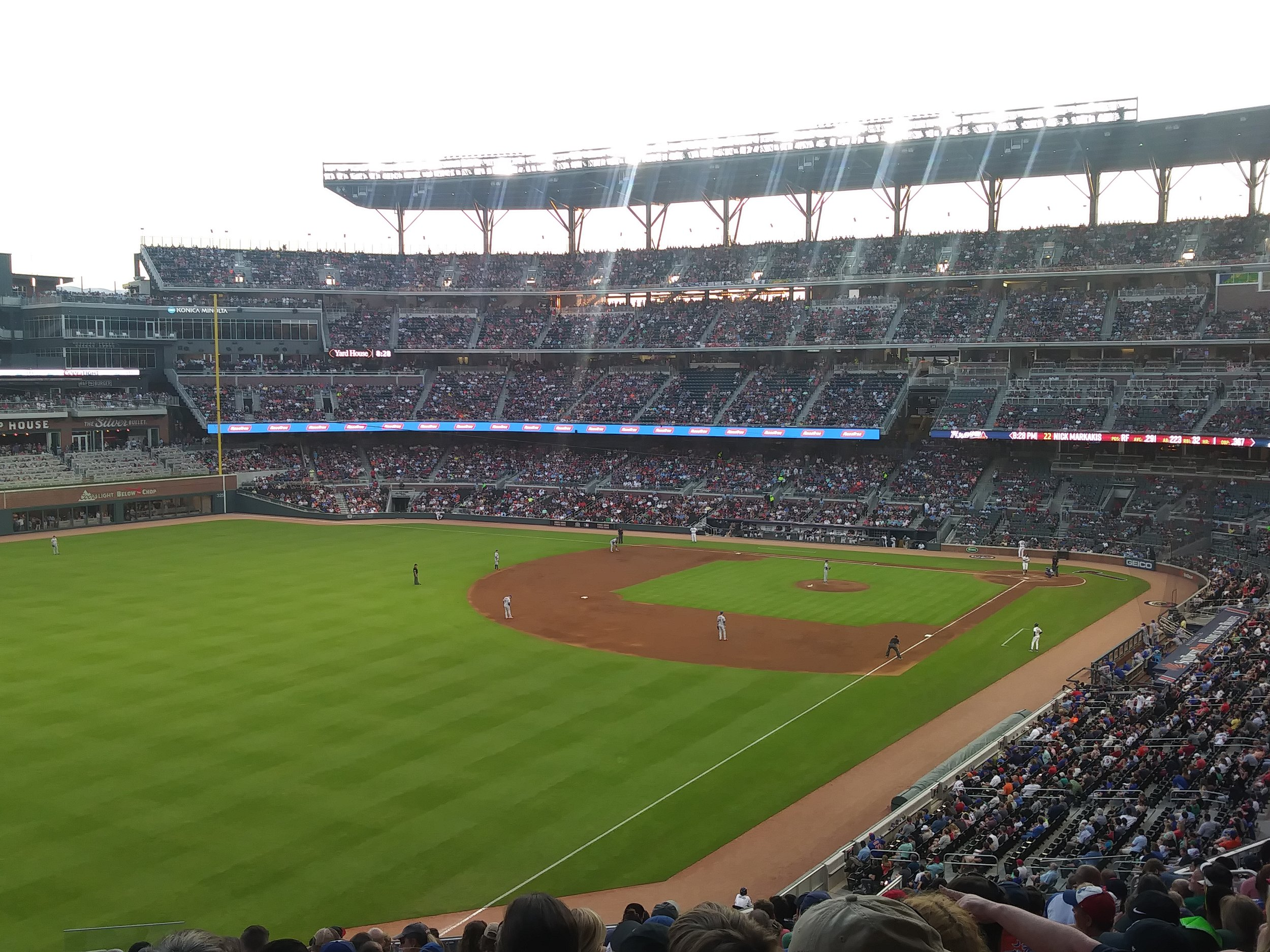 Atlanta Braves  - Game time!