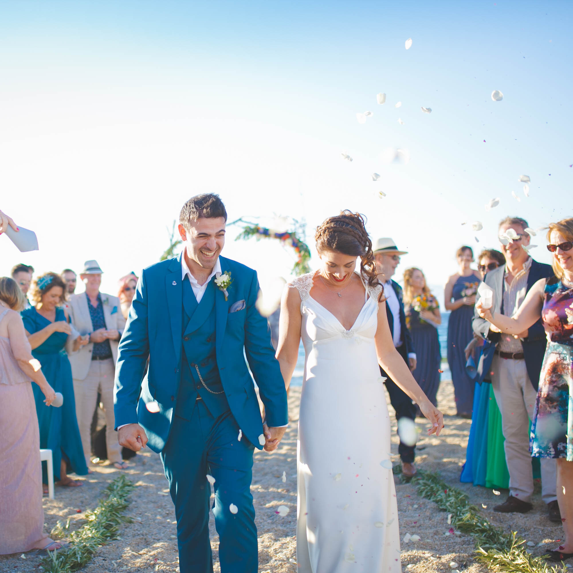 Mykonos Wedding. Irish Destination Wedding.