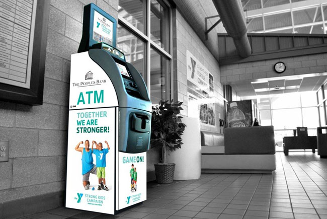 Make the ATM the Centerpiece of your Bank at Work Program