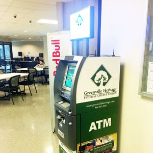 Greenville Uses ATMs to Serve their SEGs