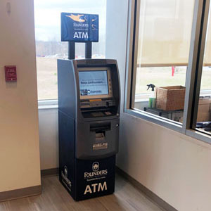 ATMatWork is Please to Partner with Founders FCU