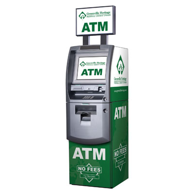 Credit Union Branded ATM