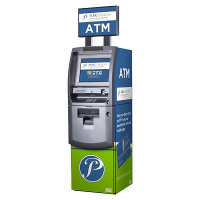 Bank Branded ATM