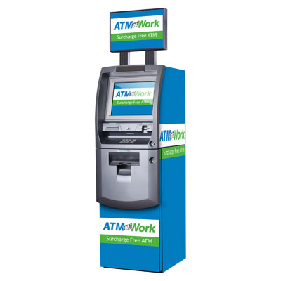 Surcharge-Free Branded ATM