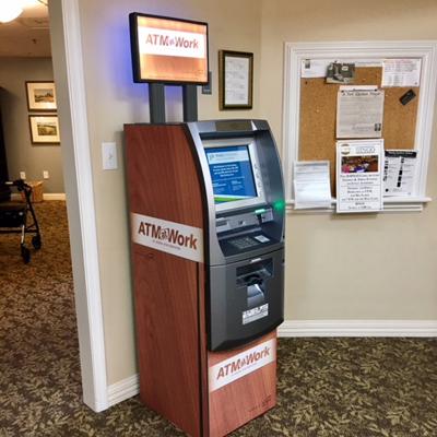 Resurgent Capital Services Break Room