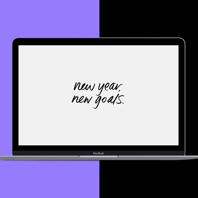 A new desktop for 2018 is ready to download from our blog! . #desktopwallpaper #freedownload #freebie #typeblog #handwriting #handtype #calligraphycommunity #calligraphydaily #lettering #handlettering #handletteringpractice #typematters #typeinspire #type #typography #thedailytype #letteringleague #strengthinletters #goodtype #typism #thatsdarling #flashesofdelight #artoftype #dslettering