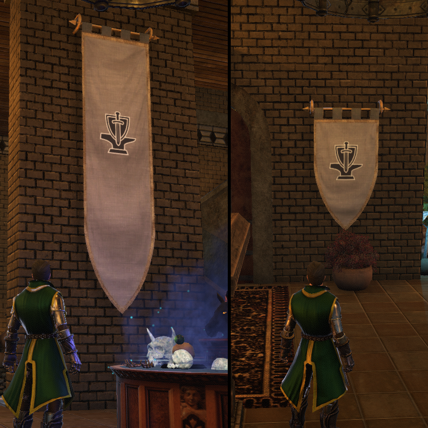 Founder Heraldry Banners