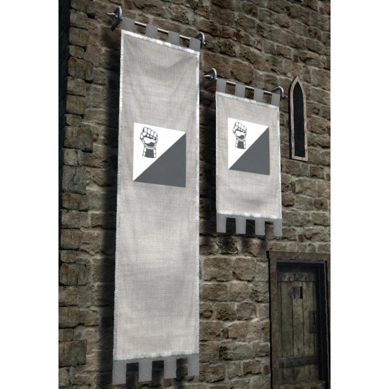 Heraldry Banners