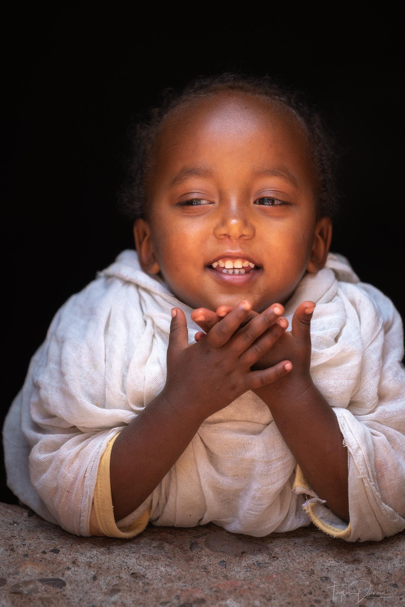 Lalibellan Child