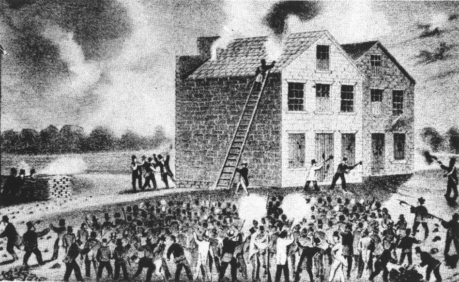 Alton, Ill. riots, 1837.