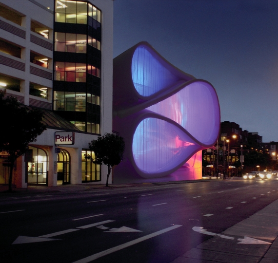 Museum of Performance and Design , San Francisco, USA