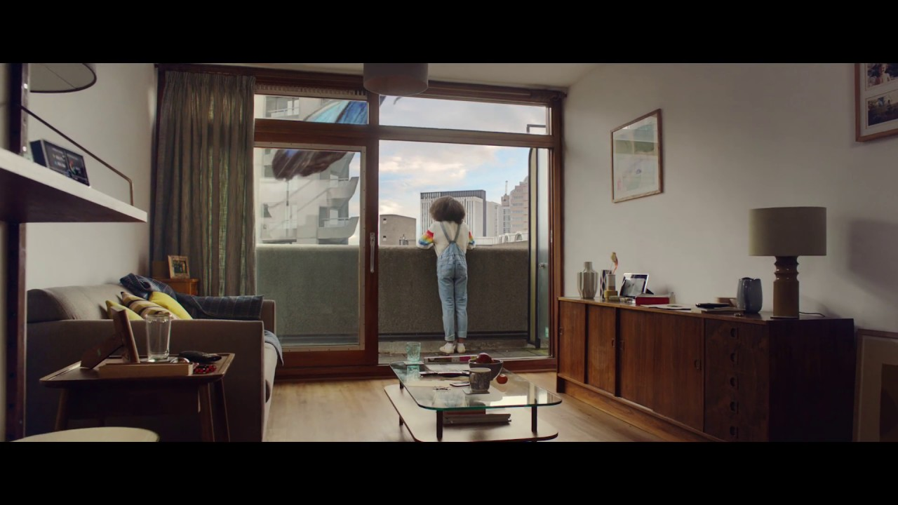 Smart Meter Energy Advert featuring the Barbican