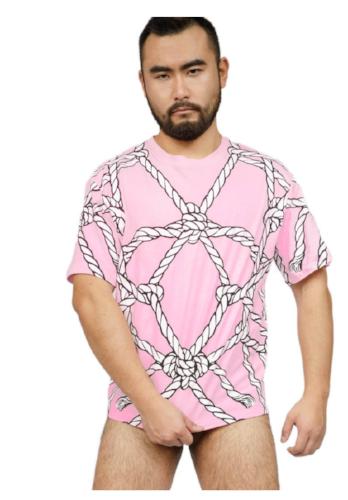Massive Goods , Tagame Shibari T-Shirt,  $60.00